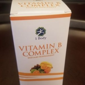 Vitamin B Complex - Supports Metabolism